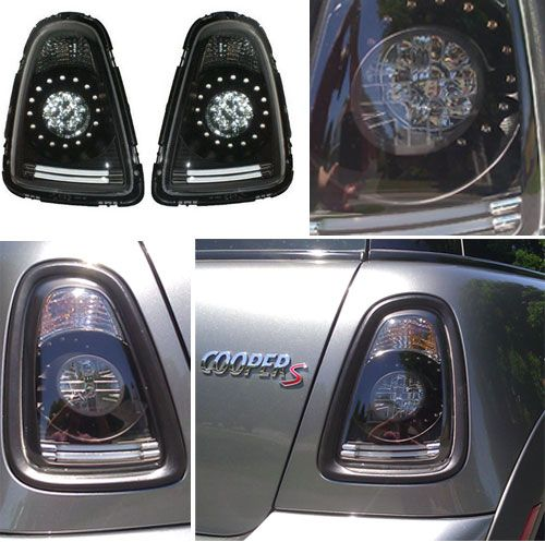 LED rear lights for BMW Mini One /& Cooper S tail lamp R50 R52 convertible