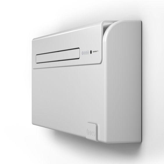 Climatiseur monobloc réversible OLIMPIA SPLENDID Unico air inverter 10HP