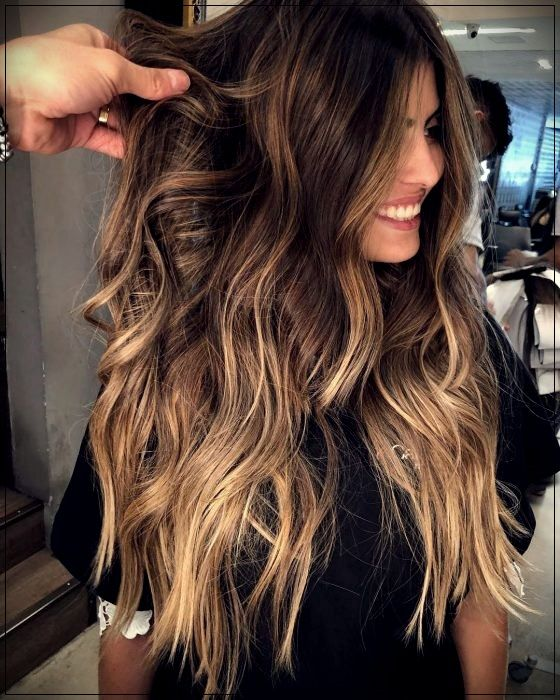 15 Ideas To Dye Your Hair In The Style Of Eye Tiger Hair Styles Balayage Hair Hair Color