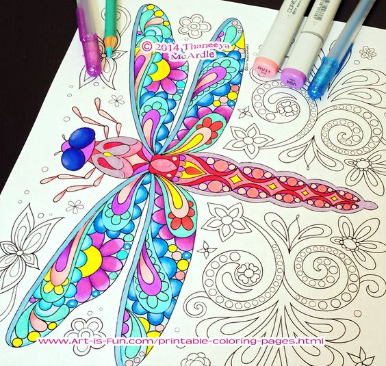 Groovy Abstract Coloring Pages : Pinterest the world s catalog of ideas