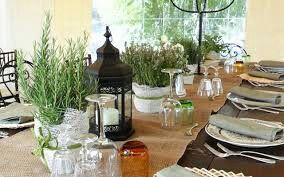 Idee originale per una tavola informale,ma di classe...apparecchiare bene una tavola e' fondamentale per la buona riuscita di un pranzo....
