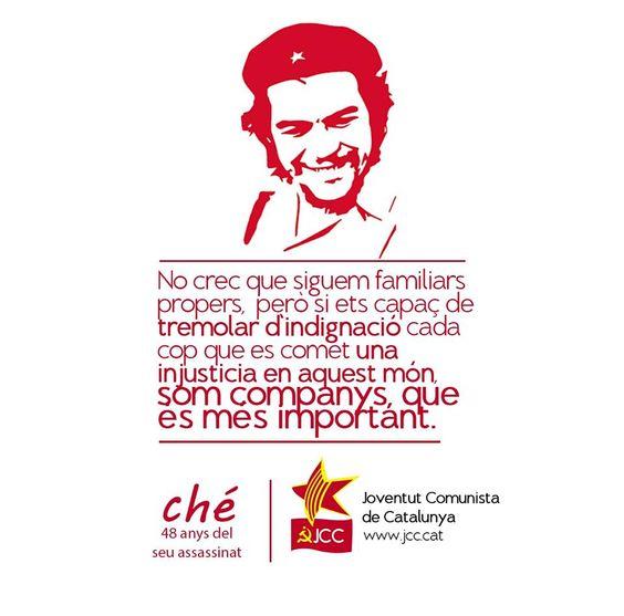 Ernesto Che Guevara by Joventut Comunista de Catalunya (JCC)