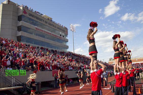 Who loves spending their Saturdays at Walton Stadium-Kennedy Field?
