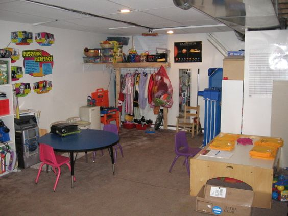 This Is The Daycare Basement Designs Decorating Ideas Hgtv Home Daycare Designs
