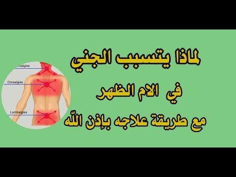 لماذا يتسبب الجني في الام الظهر مع طرقية علاجه بإذن الله Youtube Islamic Phrases Picture Quotes Fictional Characters