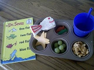 Dr Suess Snack