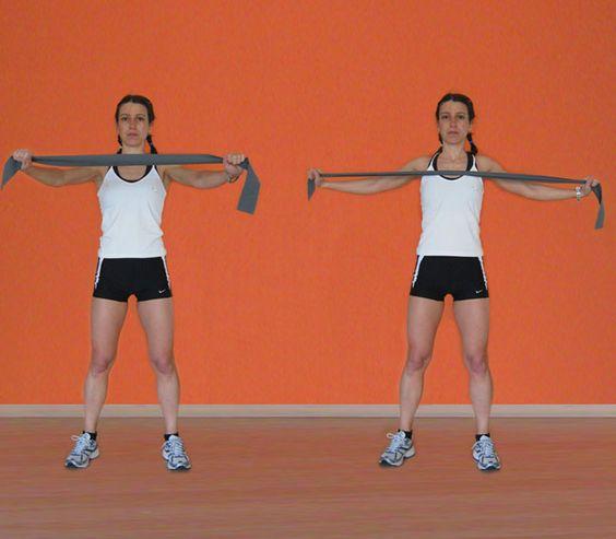 Fitness In Casa Gli Esercizi Per Braccia E Spalle