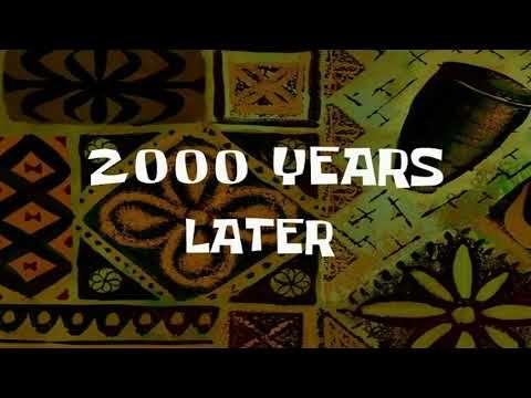 A Few Moments Later Time Card Spongebob 2 Youtube Gambar Lucu Gambar Bergerak Desain Banner