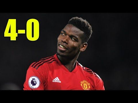 Epl Manchester United Vs Chelsea 4 0 Match Goals Highlights Hd Manchester United Latest Sports News Sports