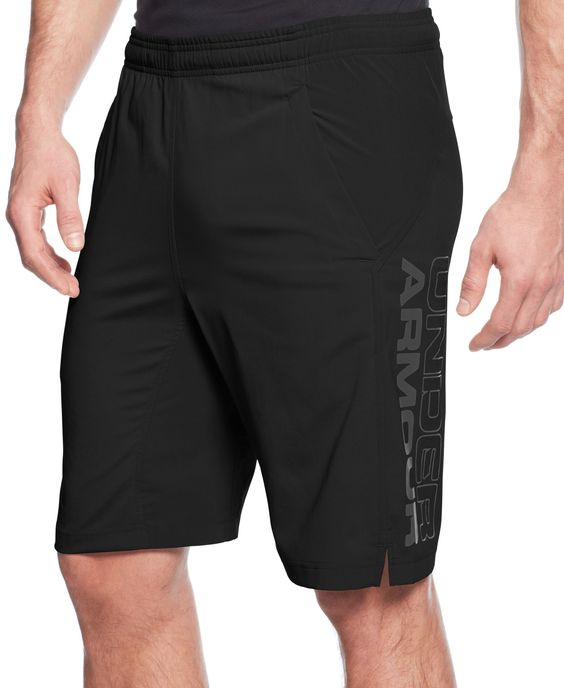 Under Armour Hiit Woven Performance Shorts