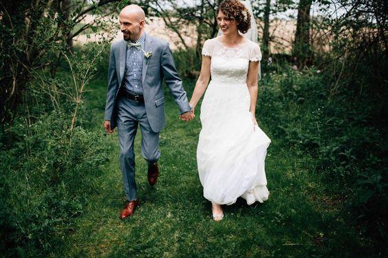 bride and groom portrait; columbus wedding photographer; j hannah