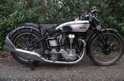 1932 Norton Model 30