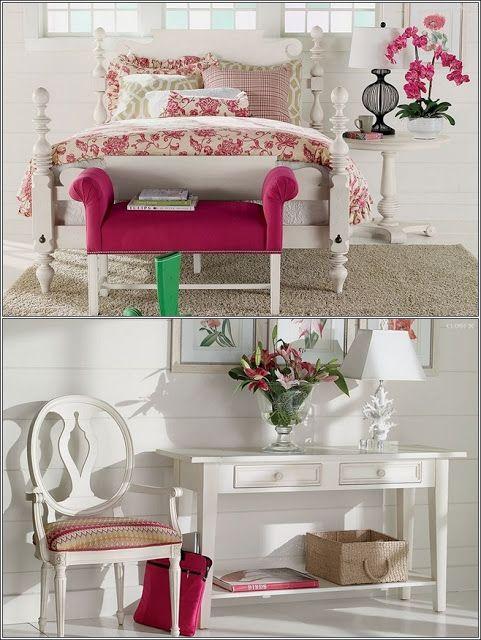 Jolies styles de décorations pour chambre à coucher ! ~ Décor de Maison / Décoration Chambre