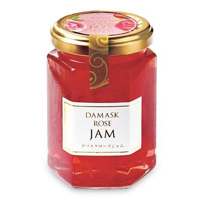 味も見た目も華やか♡ルピシアの「ダマスクローズジャム」に夢中です
