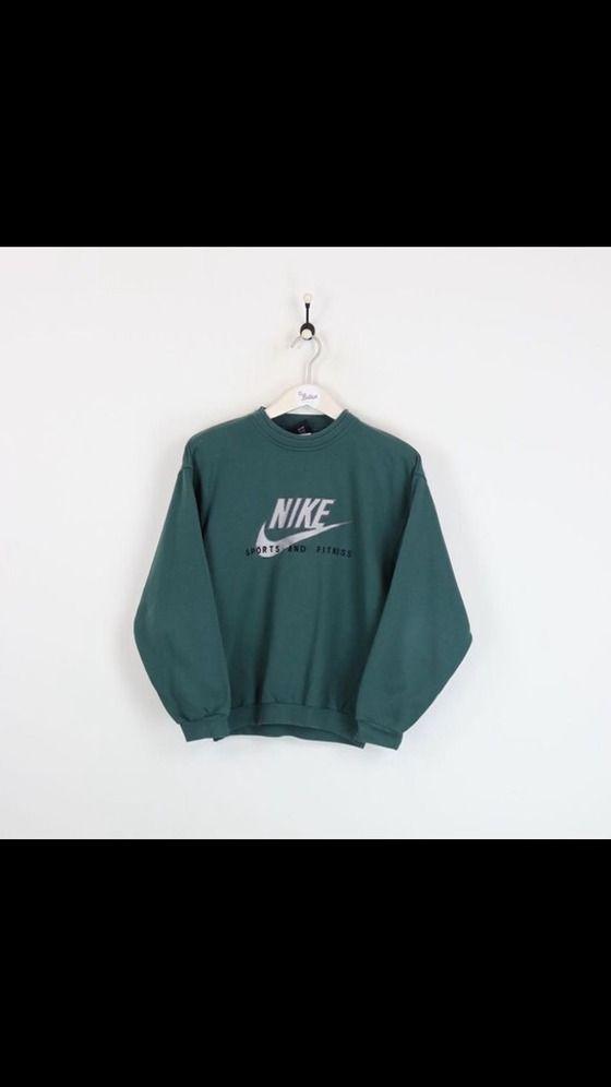 Jacket Wheretoget | Nike sweater women, Vintage nike