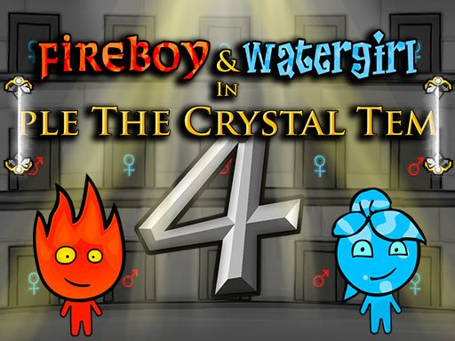 Fireboy And Watergirl 4 Crystal Temple At Cheremongames Com We Have Selected This Fireboy And Wat Fireboy And Watergirl Math Games For Kids Cool Math For Kids