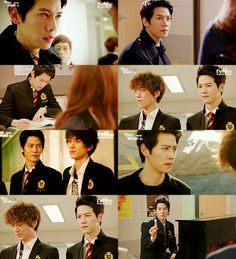 KDrama ~ Shut Up and Let's Go: Shut Up Flower Boy Band 닥치고 ...