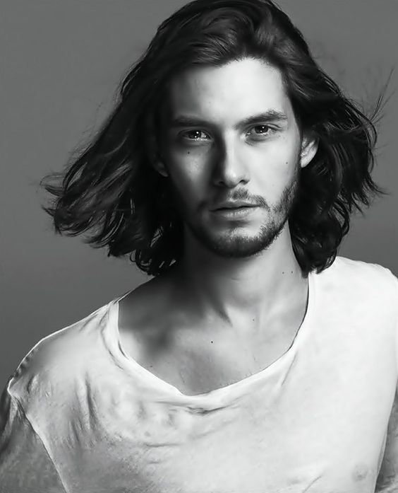 Ben Barnes With Long Hair Holy F Mmmmmmmm