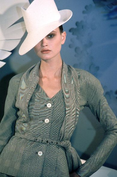 1999 - Galliano 4 Dior Couture Show -  Nina Brosh