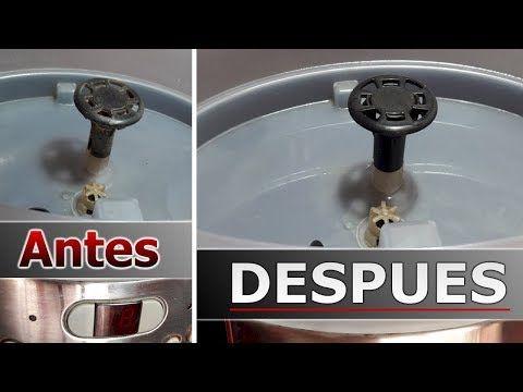 Como Limpiar Descalcificar Vaporera Electrica Con Imagenes
