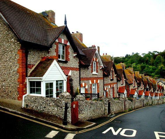Beer, south east Devon, England, UK