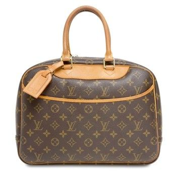 Louis Vuitton Deauville Monogram Canvas Brown Bag - Satchel. Save 55% on the Louis Vuitton Deauville Monogram Canvas Brown Bag - Satchel! This satchel is a top 10 member favorite on Tradesy. See how much you can save