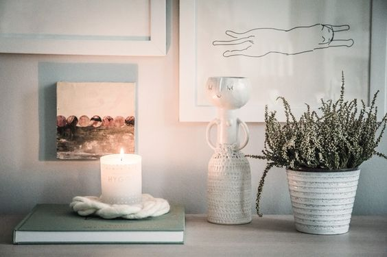 10 ways to create Hygge (a warm atmosphere) at home) #summer #homedecor #interiordesign