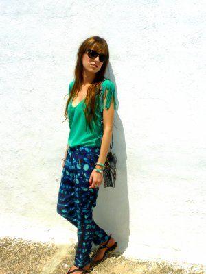 alexandra_at Outfit   Primavera 2012. Cómo vestirse y combinar según alexandra_at el 16-5-2012