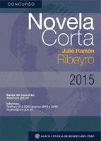 Afiche del Concurso de Novela Corta 2015