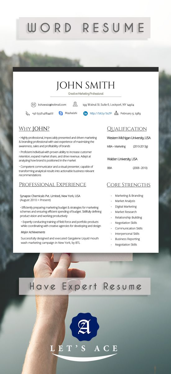 Bunch Of Attractive And Good Looking Resume Designs In Word Format To Be Downloaded Do Check Us Out Resume Cv Resume Template Word Resume Writing Resume