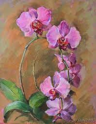 живопись цветы - Pesquisa Google