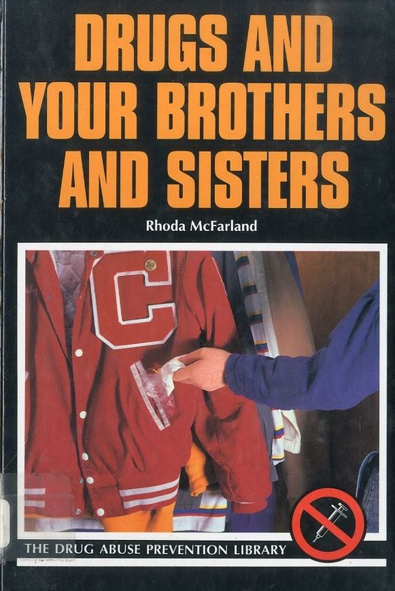 Drug Brothers   Awful Library Books