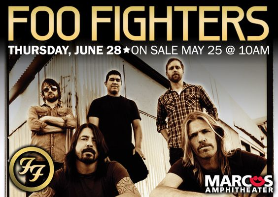 foo fighters summerfest 2012 I wish I could go...