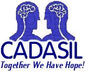 CADASIL Together We Have Hope Logo