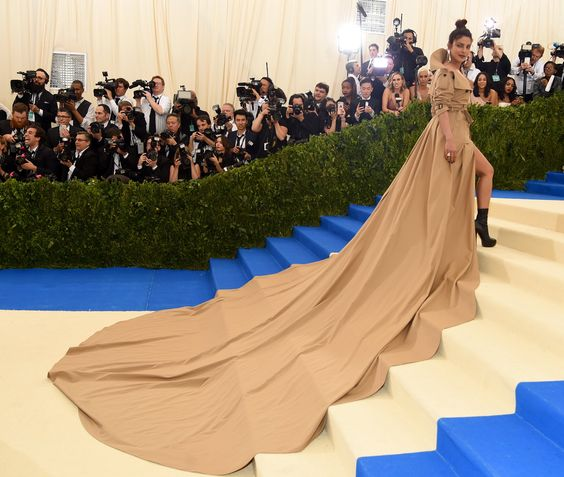 Met Gala 2017: avant-garde looks on the red carpet – in pictures