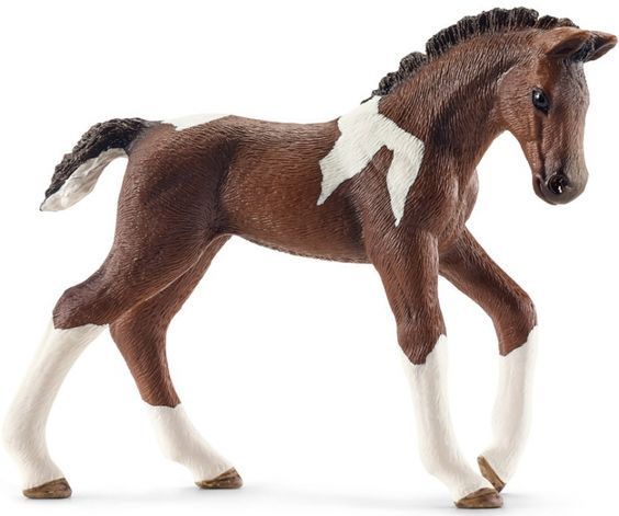 Trakehner Foal Schleich www.minizoo.com.au