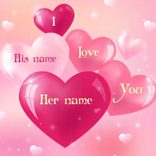 Write Name On Love Heart Love Images With Name Love You Images