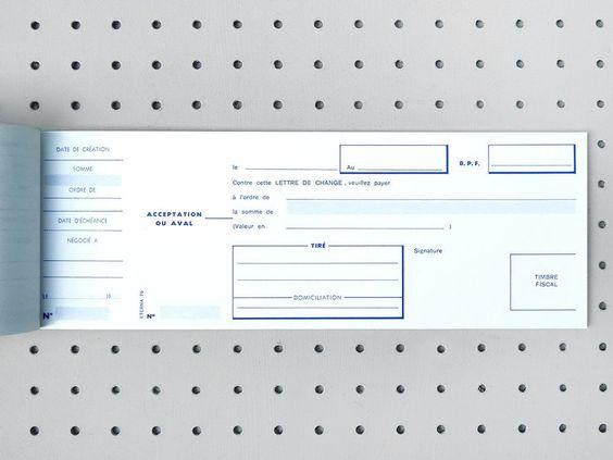 Carnet De Traites Invoices PRINT Pinterest Productos - printed invoices