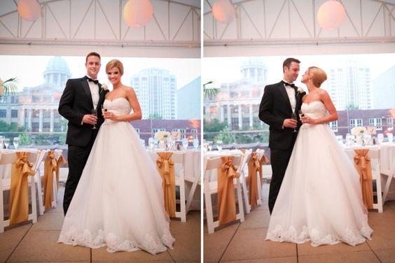 Jennifer & Chad-Alden Hotel Houston Wedding » Sunshine Winters Photography