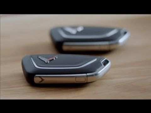 2020 Corvette Key Fob Capabilities Chevrolet Youtube