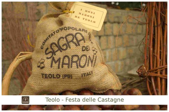 I #Maroni di #Teolo