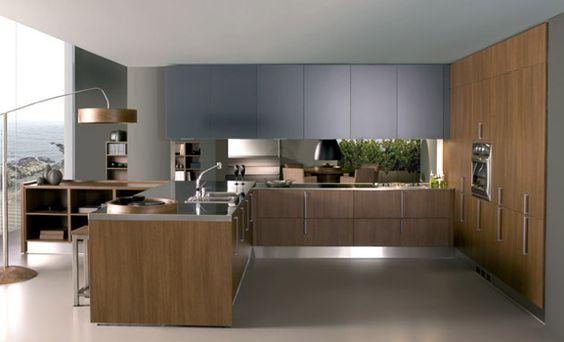Fedan : Productos : Muebles de Cocina : Johnson Acero Trend