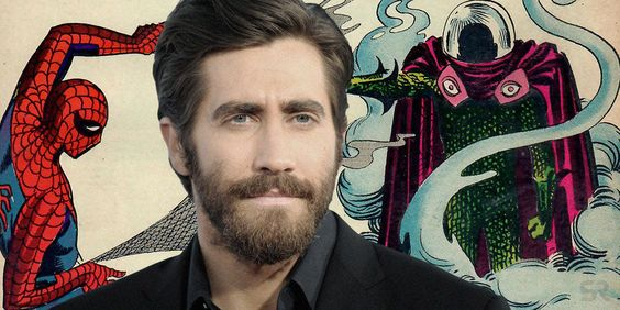 Gyllenhaal plays Mysterio in Far From Home