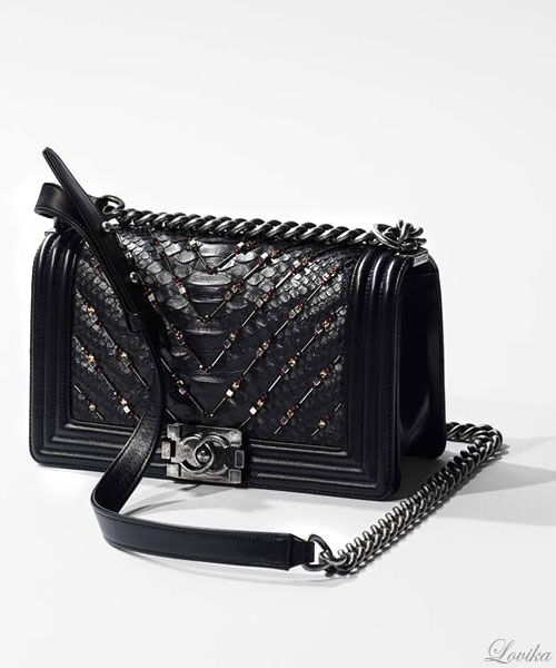 50+ Irresistible Chanel Bags from Pre-Fall 2016 Collection