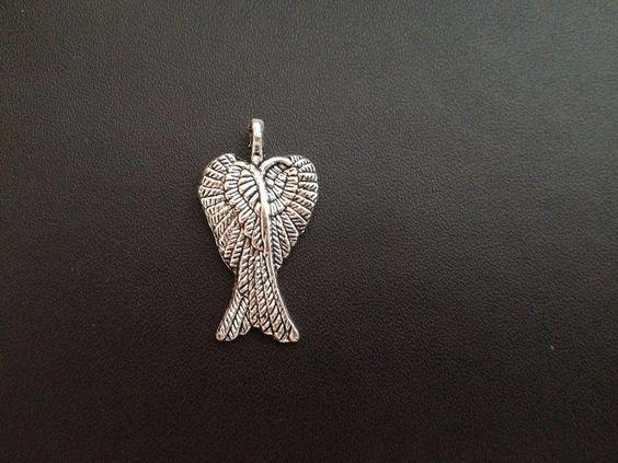 Breloque ailes d'ange : Ailes par evenstars