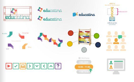 diseño identidad brochure