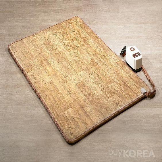 korean mat bedding bed water ondol mattress system floor traditional inside heated electronic asian sleeping cabinet boiler hoses using sleep