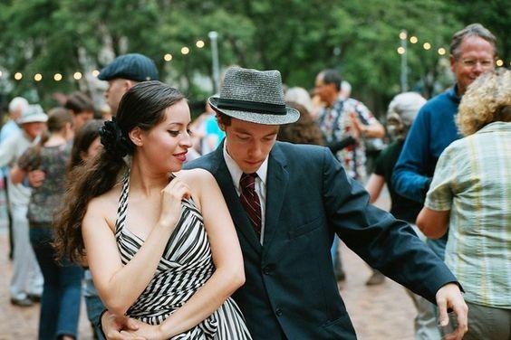 Swing Dancing in the Park on Sundays (Golden Gate Park)