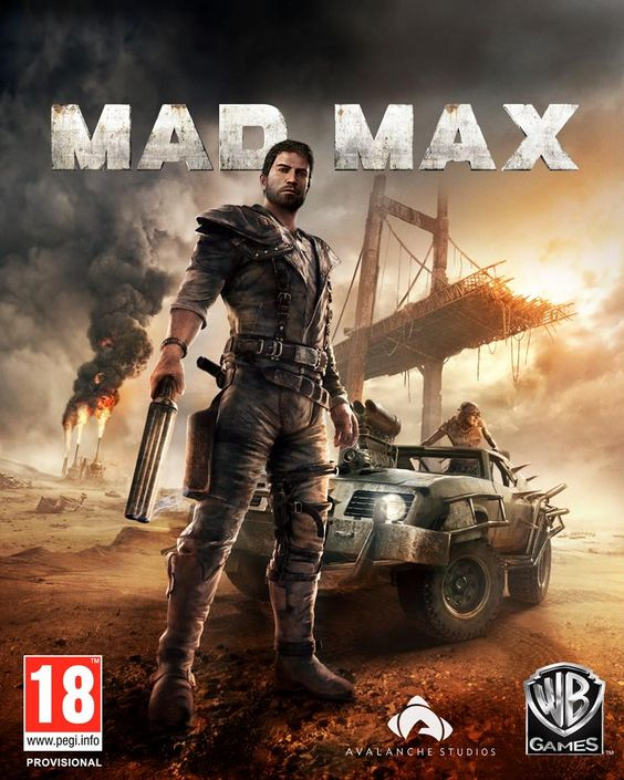 Advertisement. mad max release date