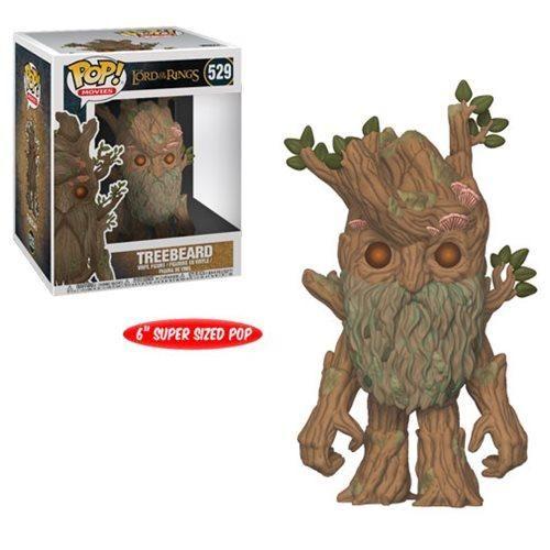 Funko Pop Movies 529 The Lord Of The Rings Treebeard 6 Inch Vinyl Figure Pop Vinyl Figures Pop Figurine Vinyl Figures